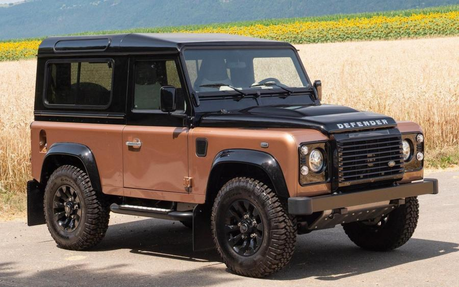 Land Rover Defender 90 Autobiography '2016