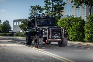 Land Rover Defender 90 Spectre Edition by Tweaked Automotive 2016 года