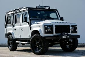 Land Rover Defender Alpine by East Coast Defender 2016 года