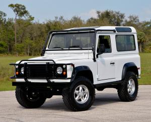 2016 Land Rover Defender Avalanche by East Coast Defender