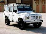 Land Rover Defender Blizzard by East Coast Defender 2016 года