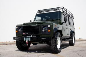 Land Rover Defender Pedigree by East Coast Defender 2016 года