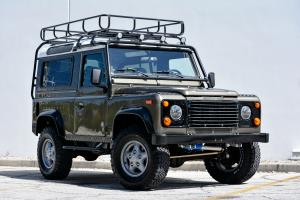 2016 Land Rover Defender Willow by East Coast Defender