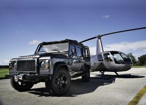 Land Rover Defender XIII by East Coast Defender 2016 года