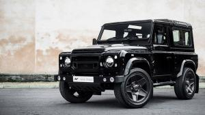 2016 Land Rover Defender XS 90 The End Edition by Project Kahn