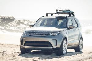 2016 Land Rover Discovery HSE
