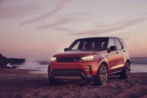 2016 Land Rover Discovery HSE Dynamic Design Pack