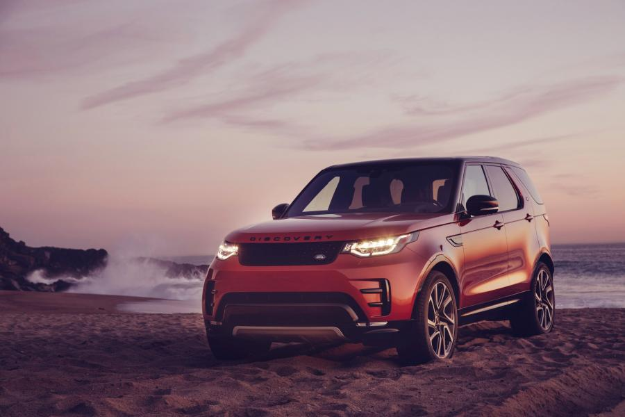 Land Rover Discovery HSE Dynamic Design Pack