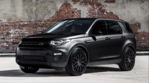 Land Rover Discovery Sport Black Label Edition by Project Kahn