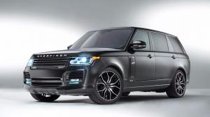 2016 Land Rover Range Rover Autobiography LWB Manhattan Edition by Overfinch