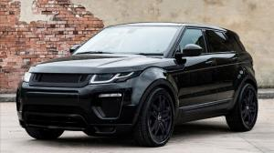 2016 Land Rover Range Rover Evoque Black Label Edition by Project Kahn