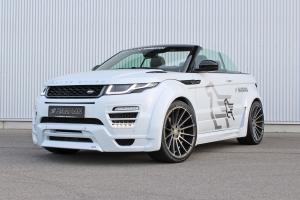 Land Rover Range Rover Evoque Convertible by Hamann 2016 года