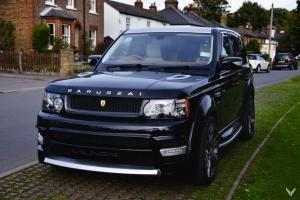 Land Rover Range Rover Sport 20th Anniversary by Vilner 2016 года