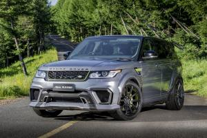 Land Rover Range Rover Sport PLR610R by Aspec 2016 года