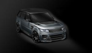 Land Rover Range Rover Sport SVR by Overfinch 2016 года