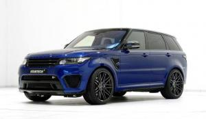 Land Rover Range Rover Sport SVR by Startech 2016 года