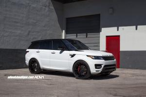 Land Rover Range Rover Sport on ADV.1 Wheels (ADV5.2 MV1 SL) 2016 года