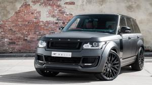 2016 Land Rover Range Rover Supercharged Autobiography Pace Car by Project Kahn