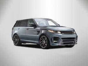 Land Rover Range Rover Supersport by Overfinch 2016 года