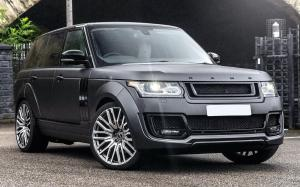 Land Rover Range Rover V8 Diesel by Project Kahn 2016 года