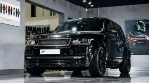 2016 Land Rover Range Rover Vogue RS Edition by Project Kahn