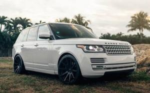 Land Rover Range Rover Vogue Supercharged by RENNtech 2016 года