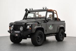 2017 Land Rover Defender 90 by Startech