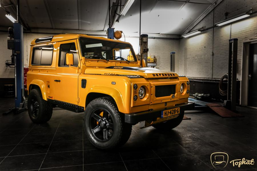 Land Rover Defender 90 by TopHat Classics