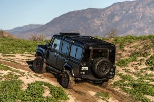 2017 Land Rover Defender Beast by East Coast Defender