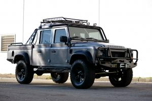 Land Rover Defender Spectre by East Coast Defender 2017 года