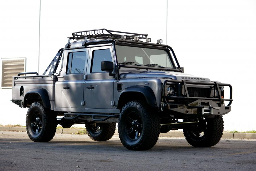 Land Rover Defender Spectre by East Coast Defender