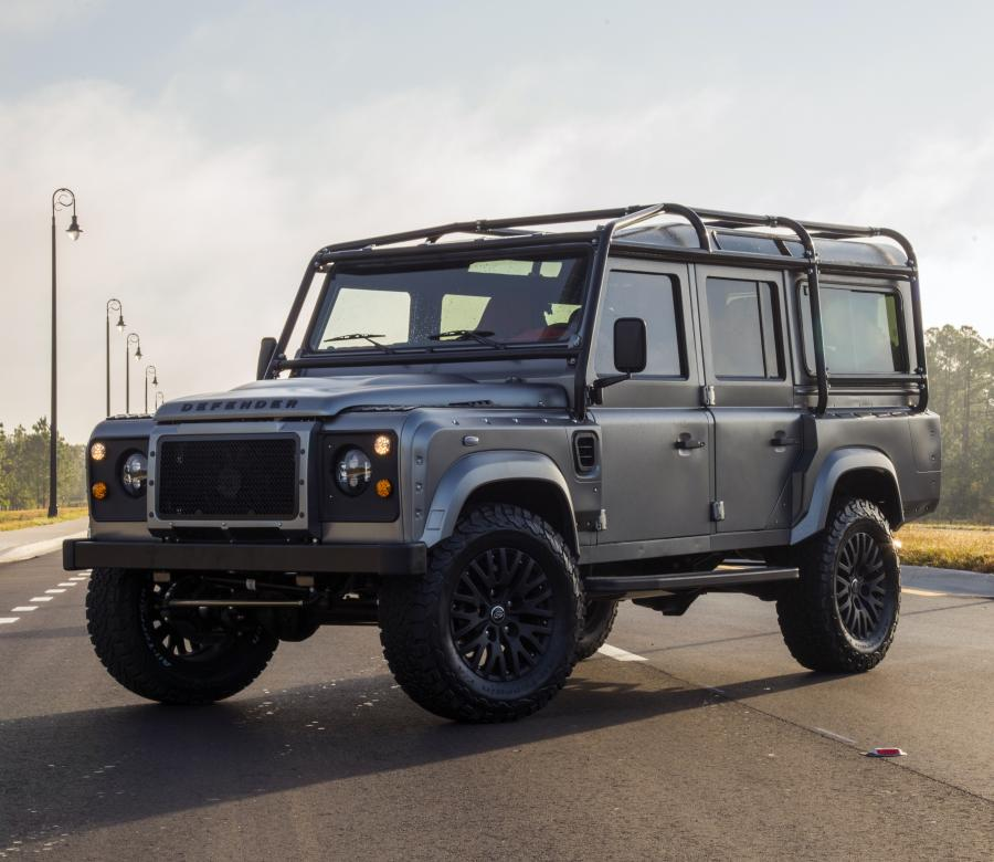 Land Rover Defender Urban Assault by East Coast Defender