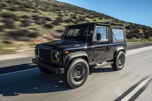 Land Rover Defender Venice by East Coast Defender 2017 года