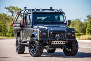 Land Rover Defender Viper by East Coast Defender 2017 года