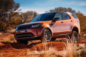 Land Rover Discovery First Edition 2017 года (AU)