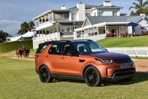 Land Rover Discovery First Edition 2017 года (ZA)