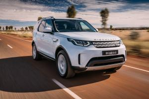 Land Rover Discovery HSE 2017 года (AU)