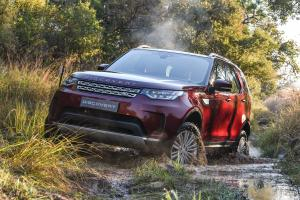 2017 Land Rover Discovery HSE Si6