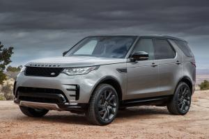 Land Rover Discovery HSE Si6 Dynamic Design Pack 2017 года (NA)