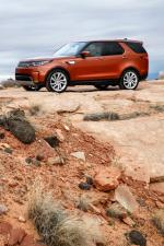 Land Rover Discovery HSE TD6 2017 года (NA)