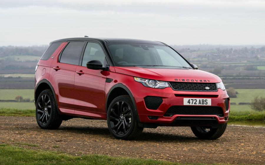 Land Rover Discovery Sport HSE Si4 Dynamic Lux