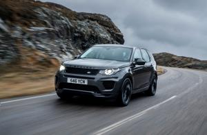 2017 Land Rover Discovery Sport HSE Si4 Dynamic Lux