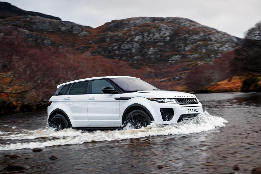 Land Rover Range Rover Evoque HSE Si4 Dynamic Black Design Pack