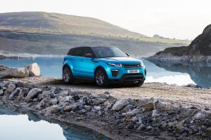 Land Rover Range Rover Evoque Landmark 2017 года