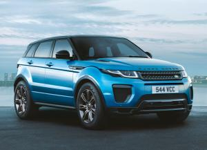 2017 Land Rover Range Rover Evoque Landmark