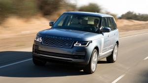Land Rover Range Rover PHEV Autobiography 2017 года