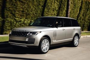 Land Rover Range Rover SVAutobiography LWB 2017 года (NA)