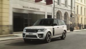 2017 Land Rover Range Rover SVO Design Pack