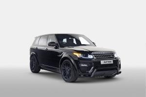2017 Land Rover Range Rover Sport Styling Pack by Clive Sutton