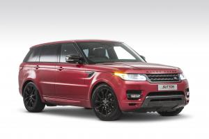 2017 Land Rover Range Rover Sport by Clive Sutton